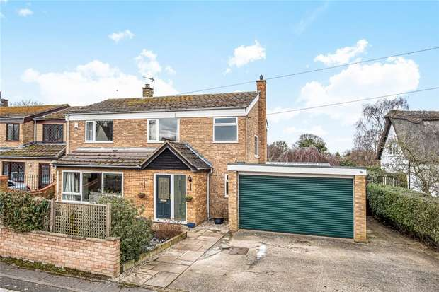 4 Bedrooms Detached House for sale in High Street, Roxton, Bedford