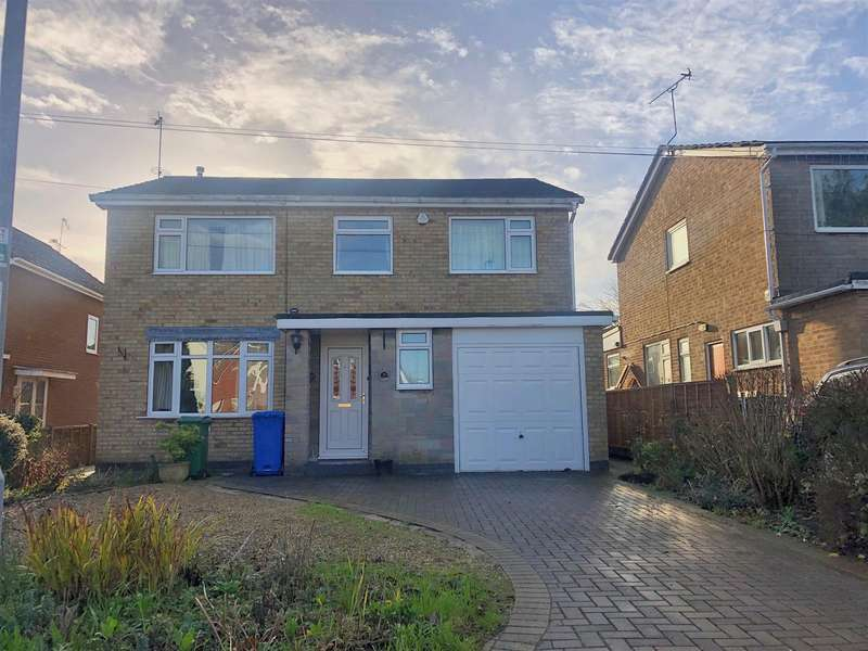 4 Bedrooms Detached House for sale in Lund Avenue, Cottingham