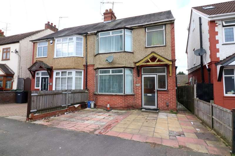 3 Bedrooms Semi Detached House for sale in Blundell Road, Luton, Bedfordshire, LU3 1SW