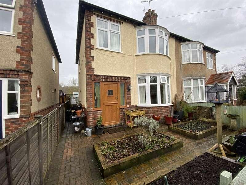 3 Bedrooms Property for sale in Wiltra Grove, Duffield, Belper