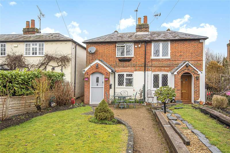 3 Bedrooms Semi Detached House for sale in Garden Cottages, Three Households, Chalfont St. Giles, Buckinghamshire, HP8