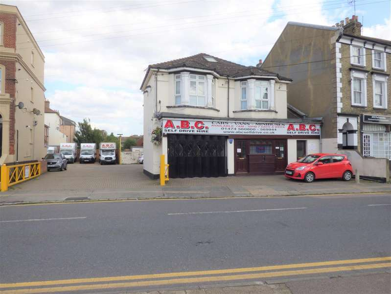 Property for sale in Darnley Road, Gravesend, Kent