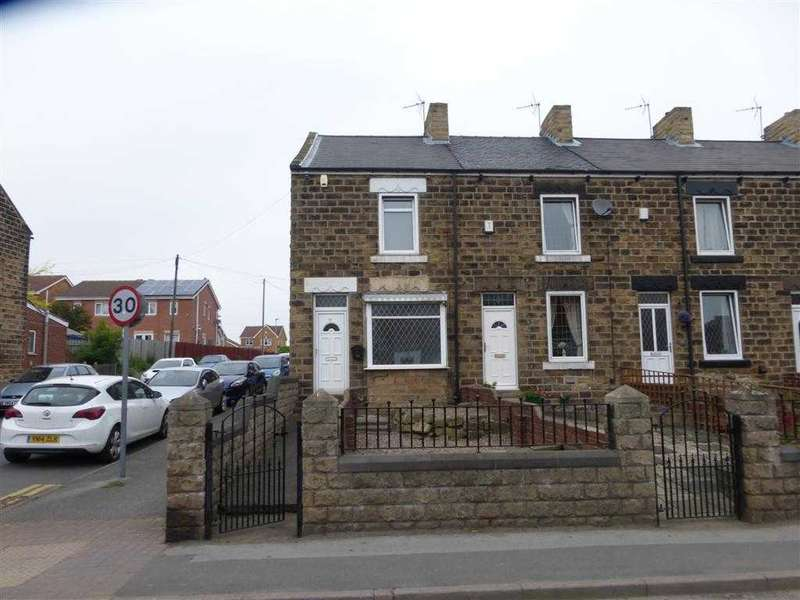2 Bedrooms End Of Terrace House for rent in Midland Road, Barnsley