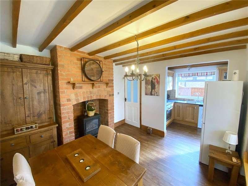 3 Bedrooms Detached House for sale in Belper Lane, Belper, DE56