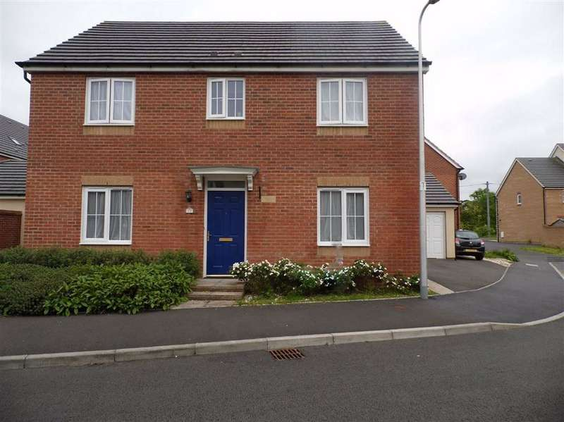 4 Bedrooms Detached House for sale in Parc Y Garreg, Kidwelly