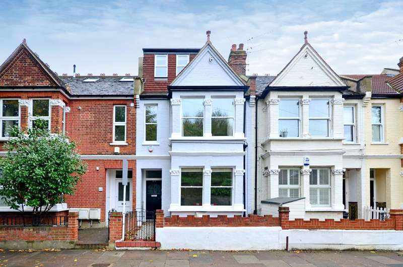 4 Bedrooms Terraced House for rent in Hatfield Road, Chiswick, W4