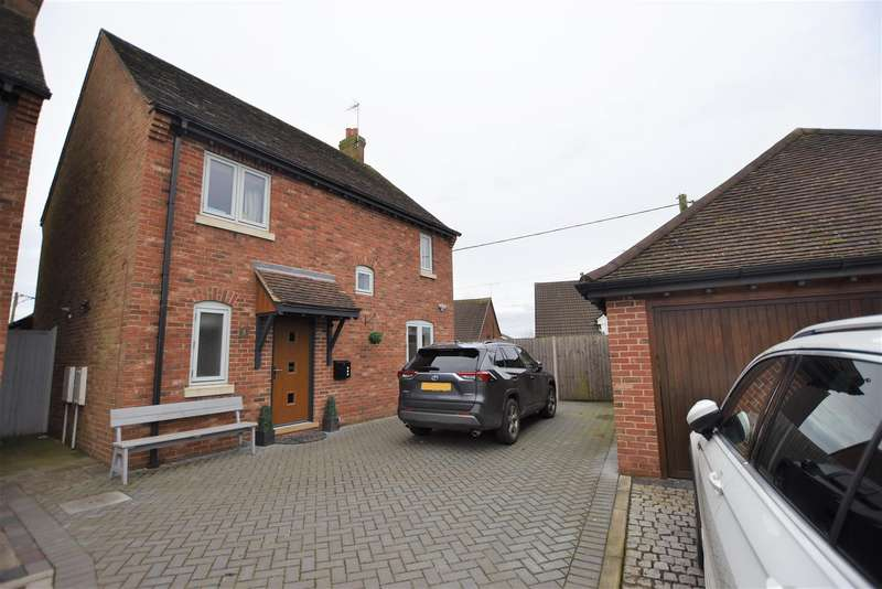 4 Bedrooms Detached House for sale in Emmersons Court, Long Street, Belton, Loughborough