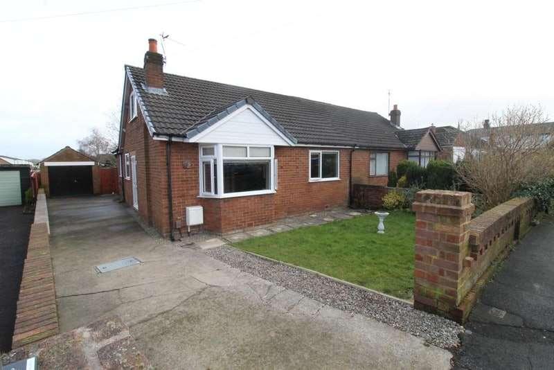 2 Bedrooms Bungalow for sale in Milbanke Avenue, Preston, Lancashire, PR4