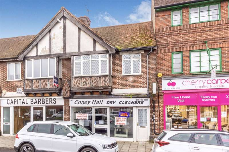 2 Bedrooms Apartment Flat for sale in Croydon Road, West Wickham, BR4