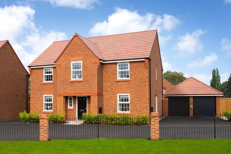 4 Bedrooms Detached House for sale in Little Stanneylands Stanneylands Road, Wilmslow, SK9