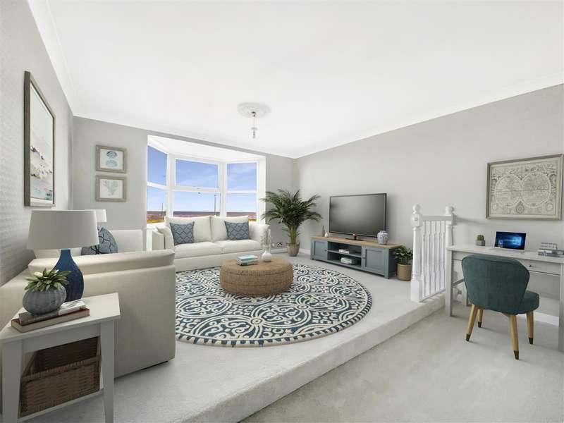 4 Bedrooms Apartment Flat for sale in Apt 1, Promenade View, Marine Drive, Hornsea