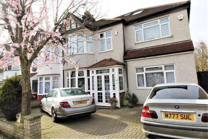 6 Bedrooms Semi Detached House for sale in Inglehurst Gardens, Ilford