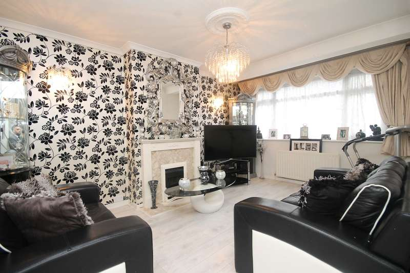 5 Bedrooms End Of Terrace House for sale in Stonecroft Way, Croydon, CR0