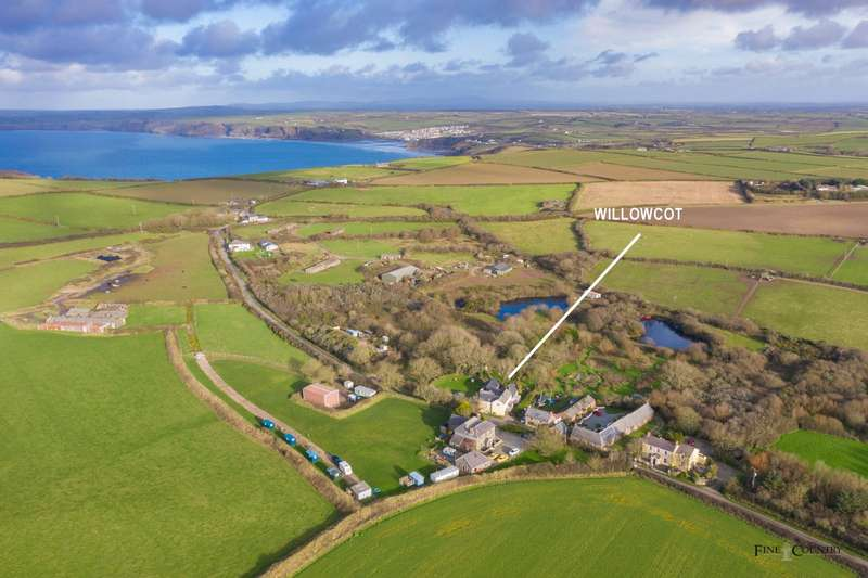 4 Bedrooms Detached House for sale in Willowcot, Talbenny, Haverfordwest, Pembrokeshire
