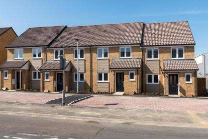 2 Bedrooms House for sale in Milliners Place, Caleb Close, Luton