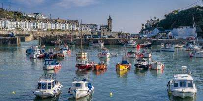 4 Bedrooms Detached House for sale in Porthleven, Helston, Cornwall