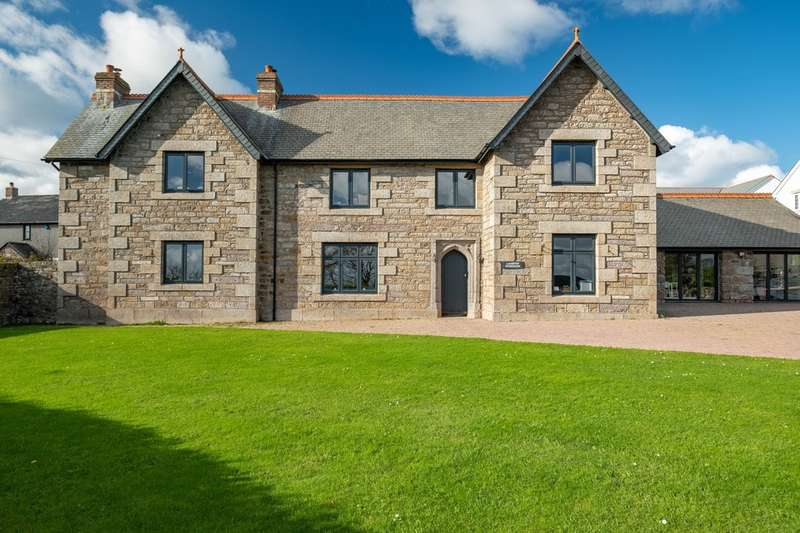 5 Bedrooms Detached House for sale in Bellair Road, Madron