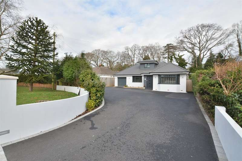 4 Bedrooms Chalet House for sale in Gallows Drive, West Parley
