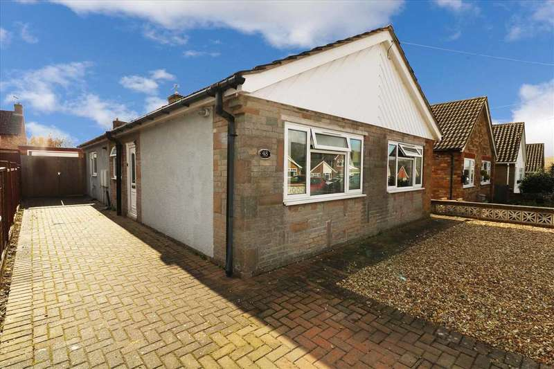 3 Bedrooms Bungalow for sale in Somerville Close, Waddington, Lincoln