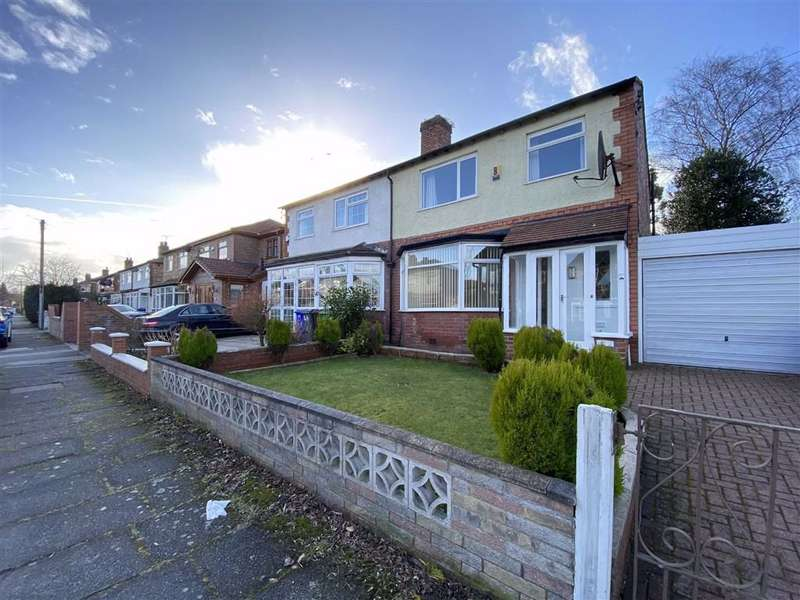 3 Bedrooms Semi Detached House for rent in Vaughan Road, Chorlton