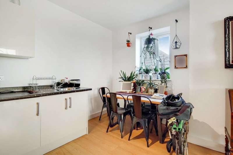 2 Bedrooms Maisonette Flat for sale in Ferndale Street, Beckton, E6