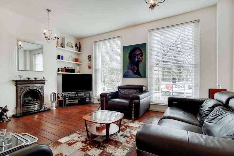 2 Bedrooms Maisonette Flat for sale in Mildmay Road, Islington, N1