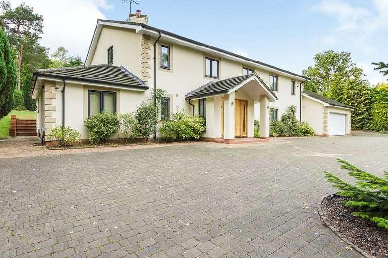 7 Bedrooms Detached House for sale in Wheatsheaf Enclosure, Liphook, Hampshire, GU30