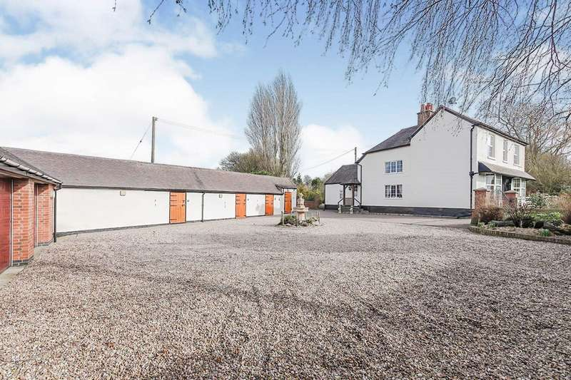 4 Bedrooms Farm Commercial for sale in Watling Street, Hinckley, Leicestershire, LE10