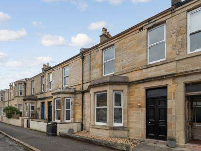 4 Bedrooms Terraced House for sale in Queens Terrace, Ayr