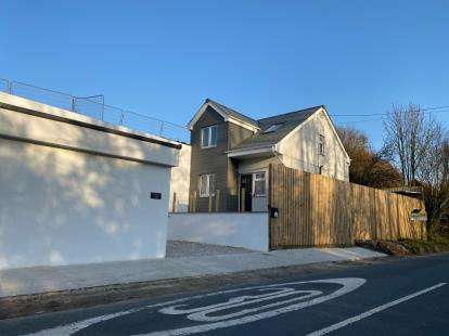 3 Bedrooms Detached House for sale in Lanivet, Bodmin, Cornwall