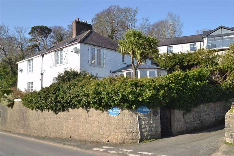 2 Bedrooms Semi Detached House for sale in Tan Y Bonc, Menai Bridge, Anglesey