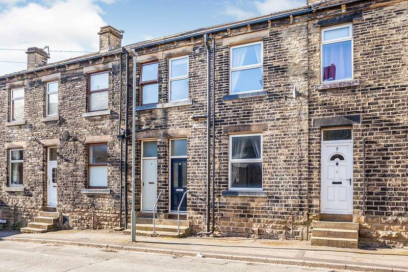 2 Bedrooms House for sale in Fountain Street, Heckmondwike, West Yorkshire, WF16