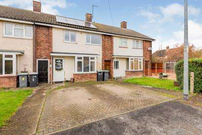 3 Bedrooms Terraced House for sale in Cox's Way, Arlesey, Beds, England