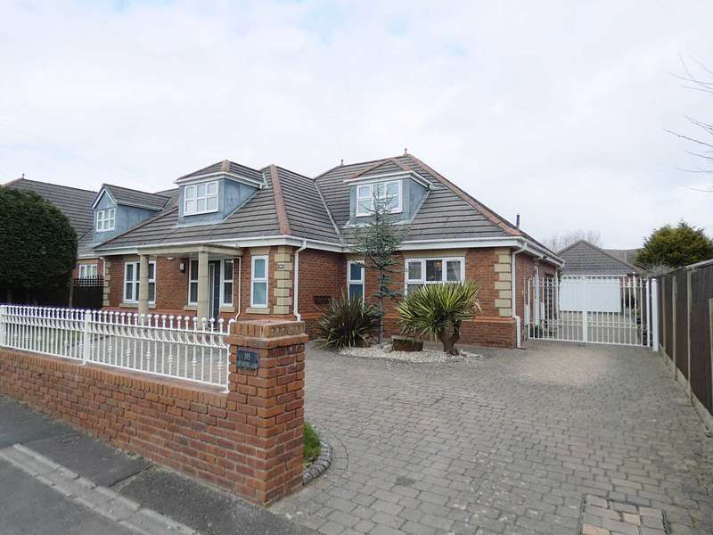 4 Bedrooms Detached House for sale in Heyhouses Lane, St Annes