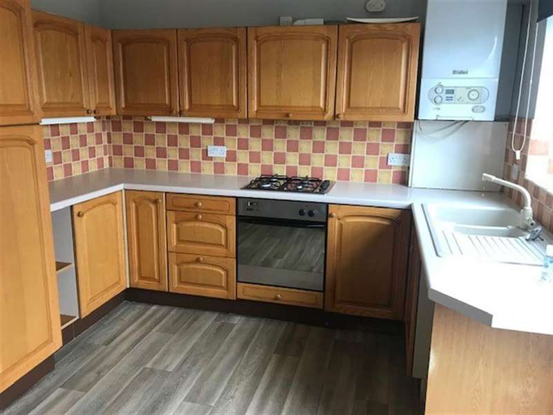2 Bedrooms Terraced House for sale in Cordeaux Close, Louth, LN11 0GD