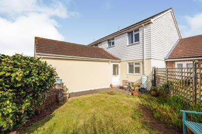 3 Bedrooms Terraced House for sale in Crafthole, Cornwall, England