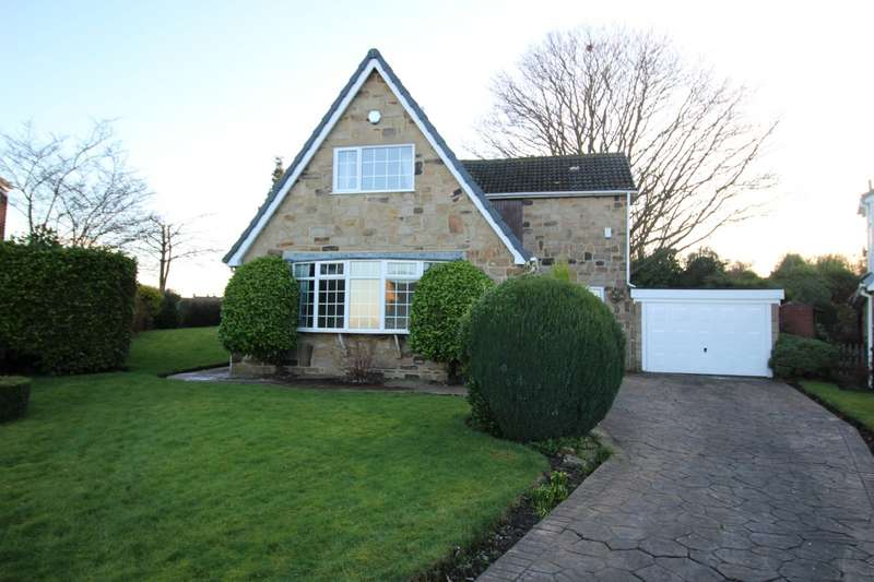 4 Bedrooms Detached House for sale in Hightown View, Liversedge, West Yorkshire, WF15