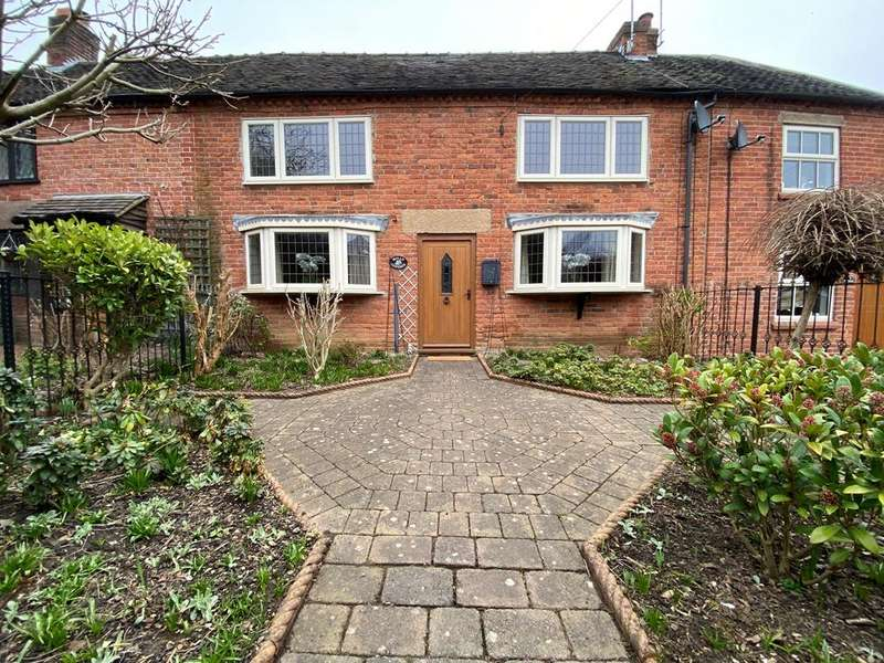 2 Bedrooms Cottage House for sale in Station Road, Denby, Ripley