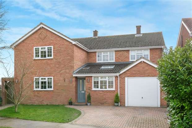 5 Bedrooms House for sale in Brackendale Grove, Harpenden