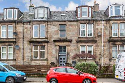 1 Bedroom Flat for sale in Cardwell Road, Gourock