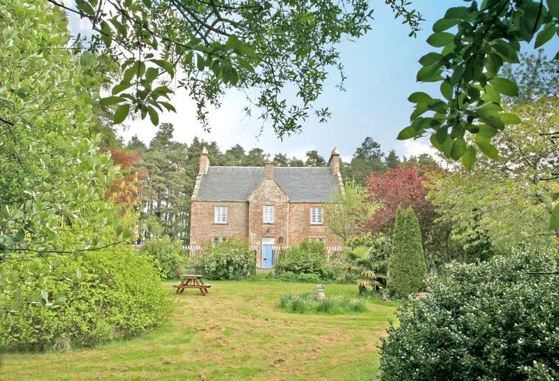 8 Bedrooms Guest House Commercial for sale in Daviot, Inverness, IV2