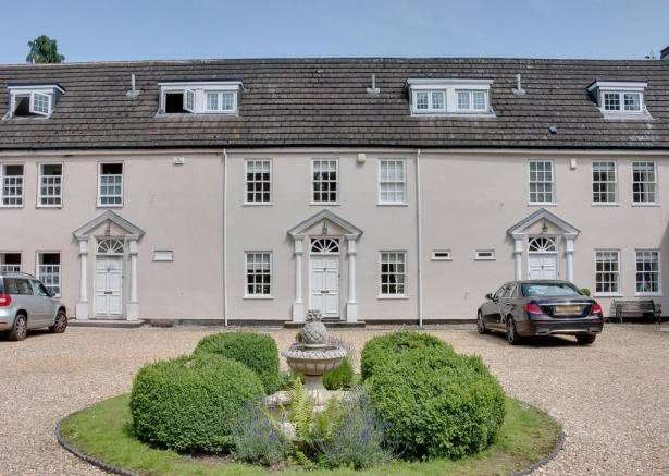 4 Bedrooms Terraced House for sale in The Orangery, Icknield Street, Beoley, Redditch, B98