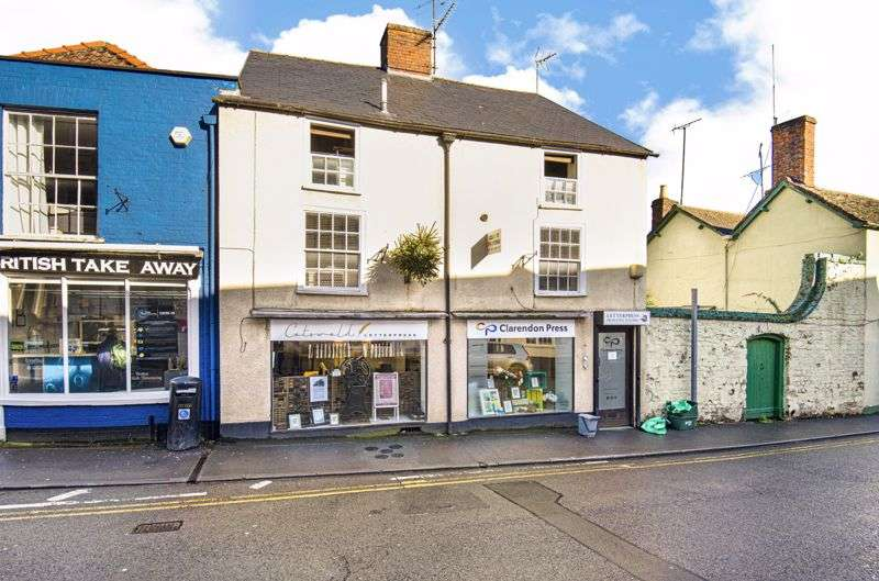 Property for sale in High Street, Wotton-Under-Edge
