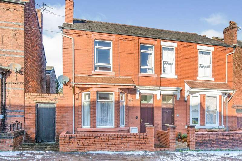 3 Bedrooms Semi Detached House for sale in Douglas Road, Wigan, Greater Manchester, WN1