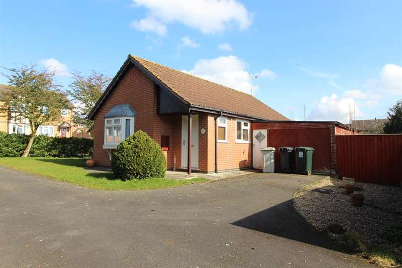 2 Bedrooms Bungalow for sale in Shamfields Road, Spilsby, PE23 5NN