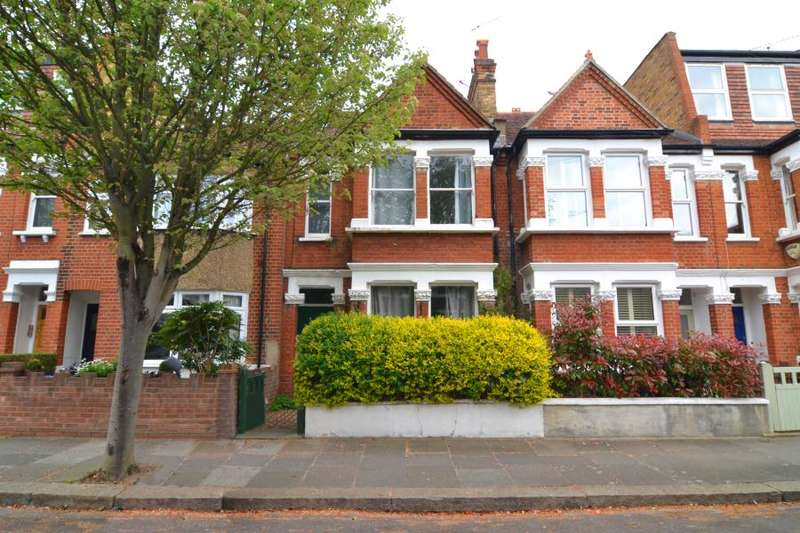 2 Bedrooms House for rent in Fielding Road, Chiswick W4