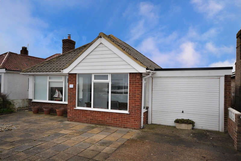 2 Bedrooms Detached Bungalow for sale in Coast Drive, Lydd On Sea