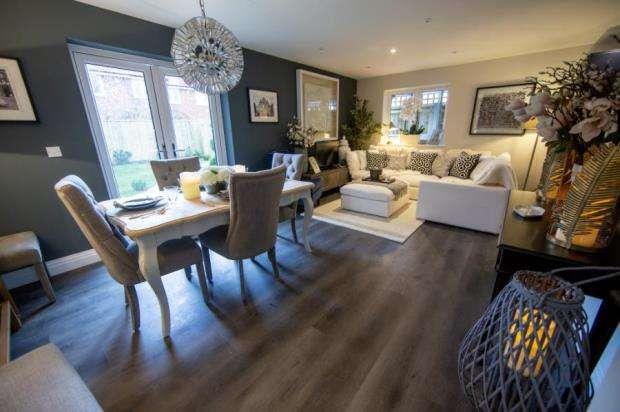2 Bedrooms Flat for sale in Maybury Road, Woking, Surrey