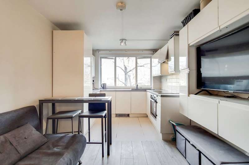 2 Bedrooms Flat for sale in O'Leary Square, Stepney, E1