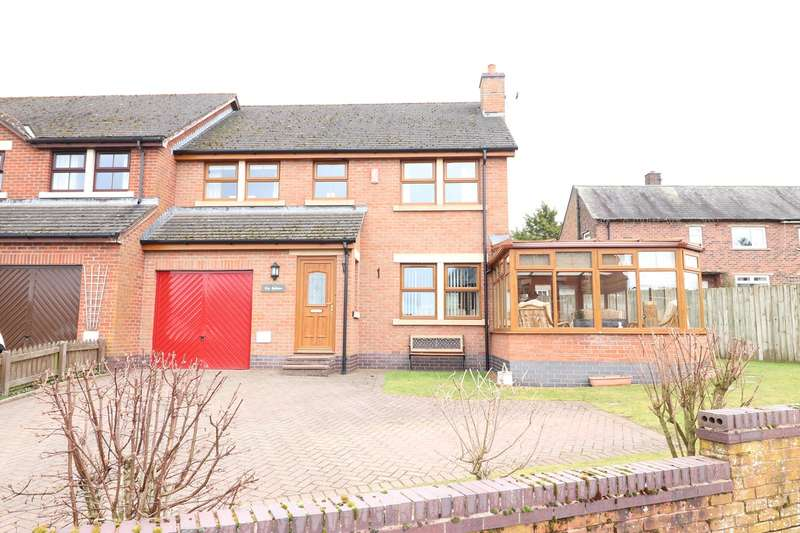 4 Bedrooms Semi Detached House for sale in Warren Hill, Faugh, Brampton, CA8